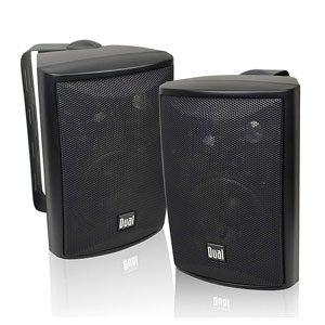 All Weather Speakers with Powerful Bass