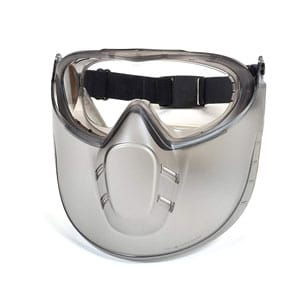 Shield Safety Goggles and Face Shield