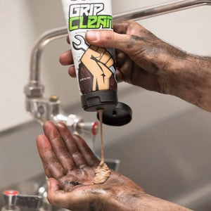 Dirt Infused & All Natural Industrial Strength Soap