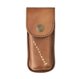 Heritage Leather Snap Sheath for Multitools