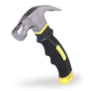 Hammer with Magnetic Nail Starter