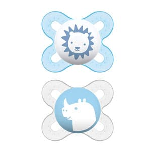MAM Start Newborn Pacifiers (2 pack)