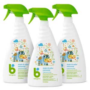 Best Stain Remover For Baby Poop