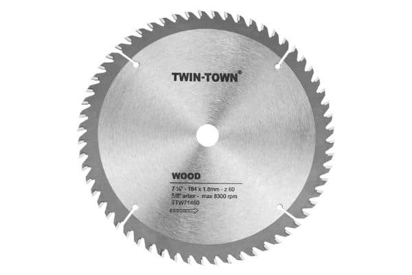 TWIN-TOWN 7-14-Inch Saw Blade